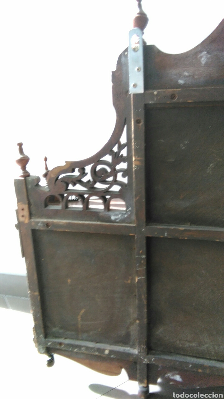 Antigüedades: Mueble juguetero antiguo XVIII o XIX - Foto 19 - 68324927