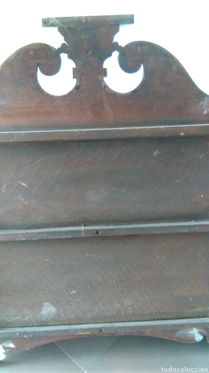 Antigüedades: Mueble juguetero antiguo XVIII o XIX - Foto 20 - 68324927