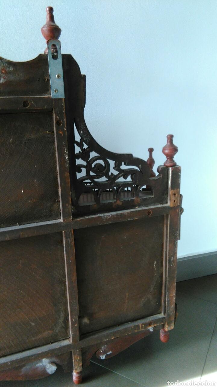 Antigüedades: Mueble juguetero antiguo XVIII o XIX - Foto 21 - 68324927