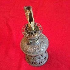 Antigüedades: MAJESTUOSO QUINQUÉ ANTIGUO, MARCA KOSMOS. Lote 68357467
