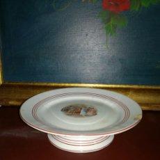 Antigüedades: FRUTERO PICKMAN CARTUJA CON DEFECTO. Lote 68381771