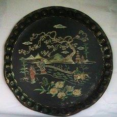Antigüedades: BANDEJAS INGLESAS. Lote 68489441