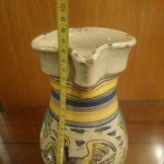 Antigüedades: JARRA DEL PUENTE DEL ARZOBISPO. Lote 68572961