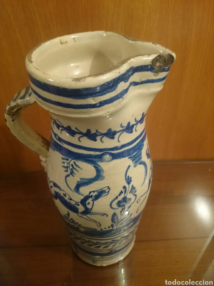 JARRA DE TRIANA (Antigüedades - Porcelanas y Cerámicas - Triana)