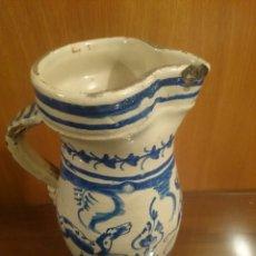 Antigüedades: JARRA DE TRIANA. Lote 68574105