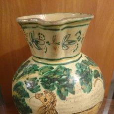Antigüedades: JARRA DE PUENTE DEL ARZOBISPO. Lote 68577170