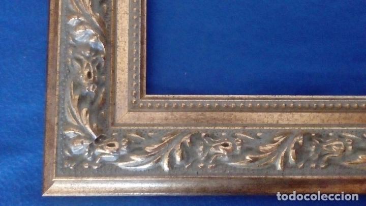 Antigüedades: MARCO DE EXCELENTE CALIDAD. NUEVO A ESTRENAR. - Foto 2 - 68622113