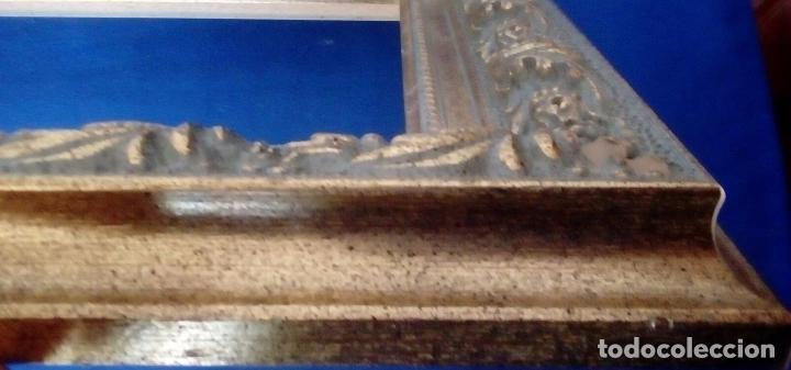 Antigüedades: MARCO DE EXCELENTE CALIDAD. NUEVO A ESTRENAR. - Foto 3 - 68622113