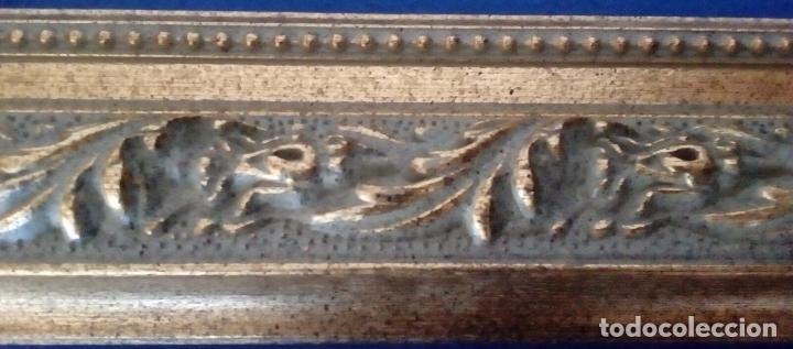 Antigüedades: MARCO DE EXCELENTE CALIDAD. NUEVO A ESTRENAR. - Foto 5 - 68622113