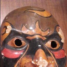 Antigüedades: MASCARA TEATRO CHINO ANTIGUA. Lote 68638573