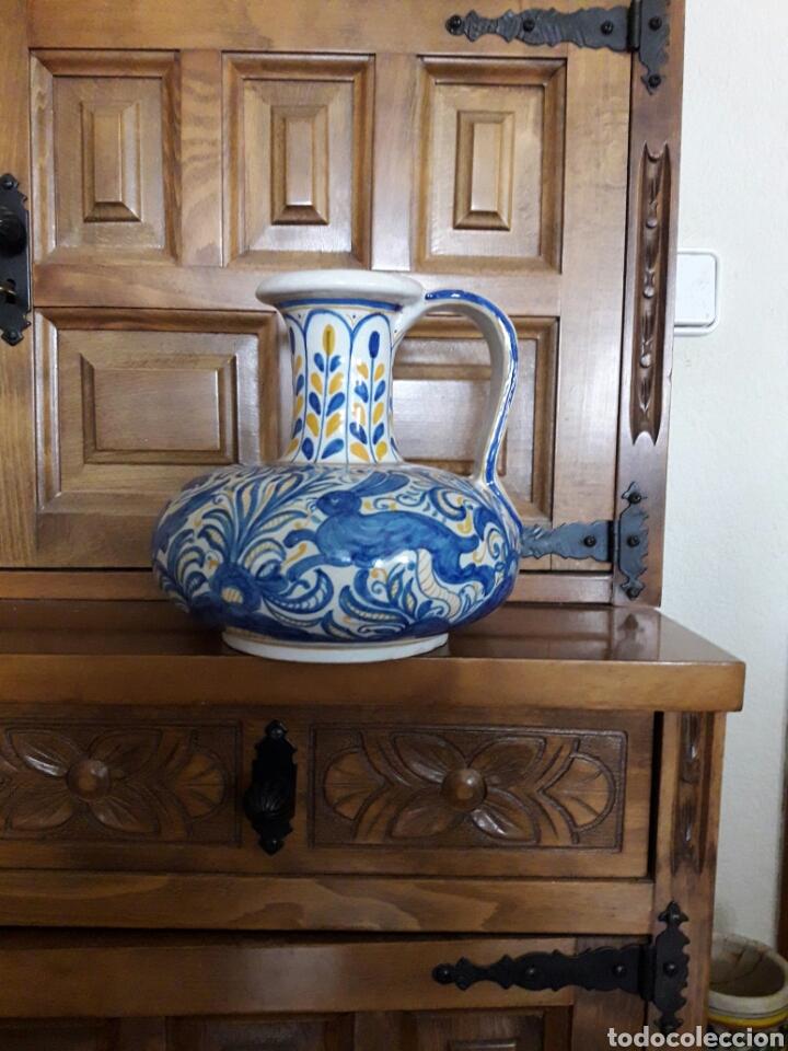 JARRA (Antigüedades - Porcelanas y Cerámicas - Talavera)