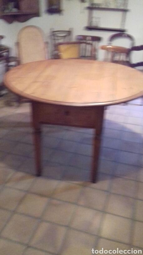 Antigüedades: Mesa de cocina - Foto 2 - 68996445