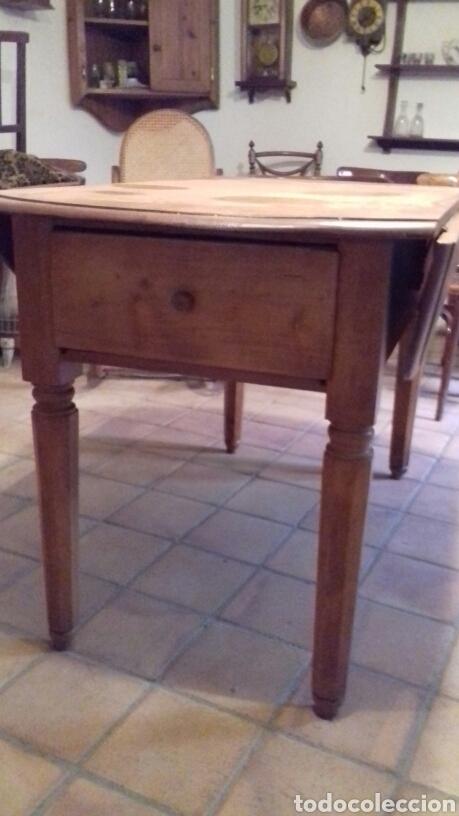 Antigüedades: Mesa de cocina - Foto 3 - 68996445