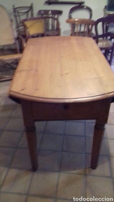 Antigüedades: Mesa de cocina - Foto 4 - 68996445
