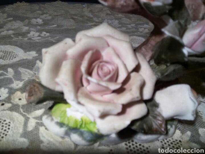 Antigüedades: * ANTIGUO BISCUIT DE PORCELANA - Foto 3 - 68997773