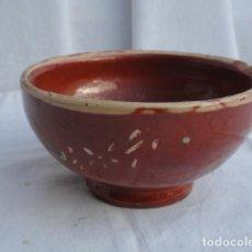Antigüedades: ANTIGUO BOL CUENCO DE CERÁMICA.. Lote 69004245