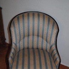 Antigüedades: SILLA - COMODA - FIN 800 PRINCIPIO 900 EN MUY BUEN ESTADO. Lote 69071545