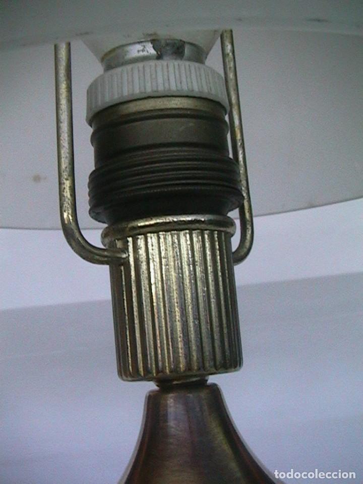 Antigüedades: lámpara antigua sobremesa - Foto 4 - 69075181