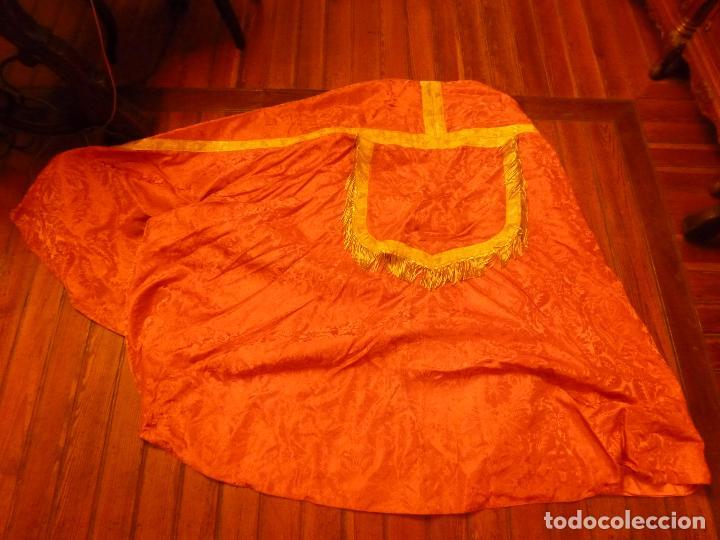 CAPA PLUVIAL (Antigüedades - Religiosas - Capas Pluviales Antiguas)
