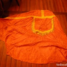 Antigüedades: CAPA PLUVIAL. Lote 69085029