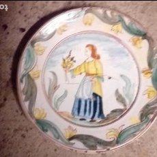 Antigüedades: PLATO. Lote 69116829