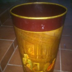 Antigüedades: ANTIGUO BASTONERO PARAGÜERO. Lote 69125773