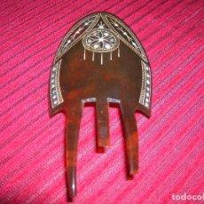 Antigüedades: PRECIOSA Y ORIGINAL PEINETA.. Lote 69243037