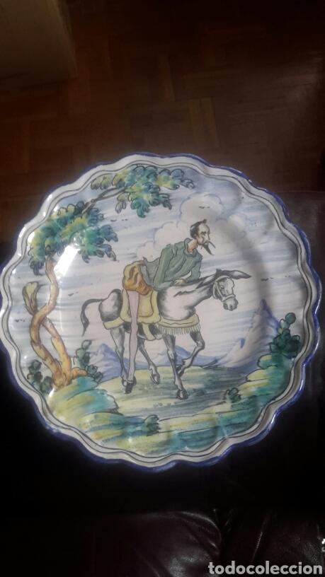 CERAMICA ANTIGUA (Antigüedades - Porcelanas y Cerámicas - Talavera)