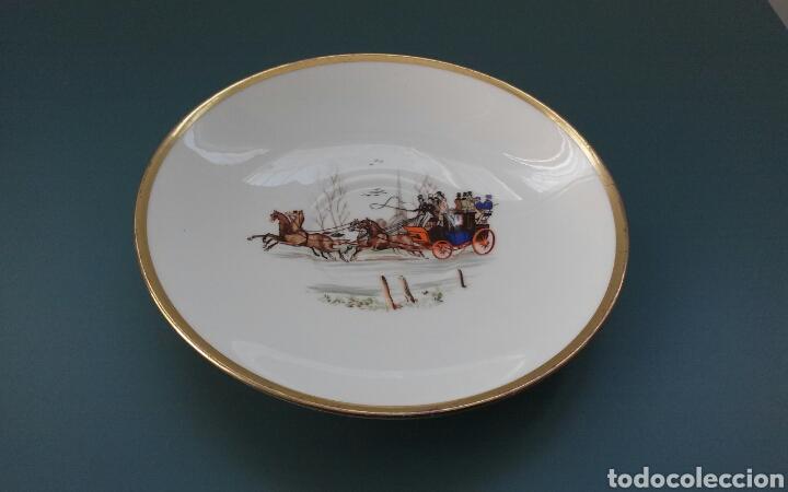 Antigüedades: Plato porcelana inglesa Hammersley - Foto 7 - 69426901
