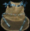 Antigüedades: VESTIDO NIÑA S. XIX . Lote 69553181