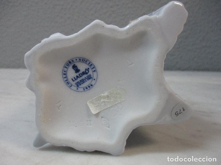 Antigüedades: Figura de Porcelana - Lladró - Aroma Primaveral - Escultor José Puche - Certificado - Caja -Nueva!!! - Foto 9 - 69582697