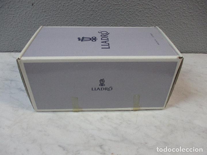 Antigüedades: Figura de Porcelana - Lladró - Aroma Primaveral - Escultor José Puche - Certificado - Caja -Nueva!!! - Foto 13 - 69582697