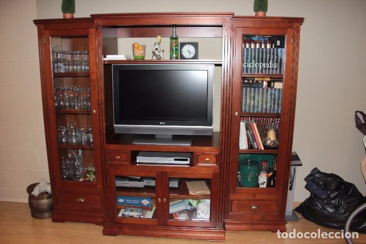mueble aparador vitrina y mueble para televisio - Comprar Aparadores ...