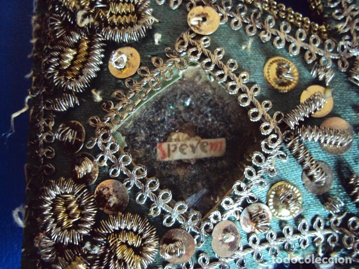 Antigüedades: (ANT-161279)ANTIGUO RELICARIO EN FORMA DE CRUZ - Foto 5 - 69618117