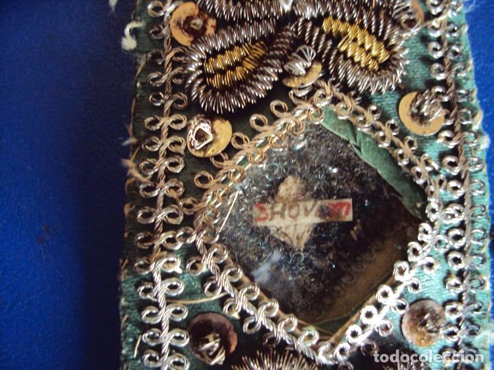 Antigüedades: (ANT-161279)ANTIGUO RELICARIO EN FORMA DE CRUZ - Foto 8 - 69618117