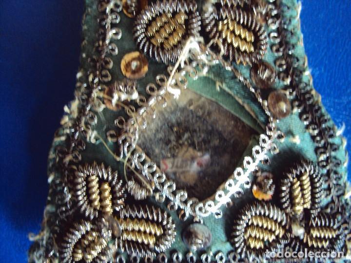 Antigüedades: (ANT-161279)ANTIGUO RELICARIO EN FORMA DE CRUZ - Foto 9 - 69618117