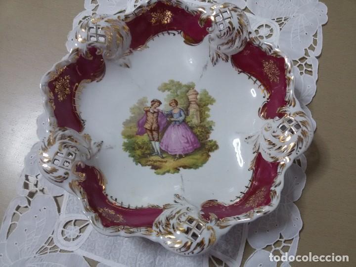 ANTIGUA PORCELANA HISPANIA (Antigüedades - Porcelanas y Cerámicas - Manises)