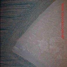 Antigüedades: MANTON DE MANILA. Lote 27186379