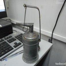 Antigüedades: LUZ DE CARBURO, PERFECTO Y COMPLETO. Lote 69667341