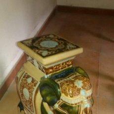 Antigüedades: FIGURA ELEFANTE ANTIGUA. Lote 69684385