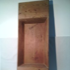 Antigüedades: ARTESA ANTIGUA DE MADERA PARA AMASAR PAN. Lote 69722550
