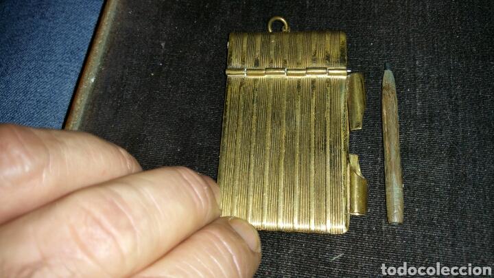 AGENDA O TARJETERO DE BAILE PRINCIPIOS DEL SIGLO XX (Antigüedades - Moda y Complementos - Mujer)