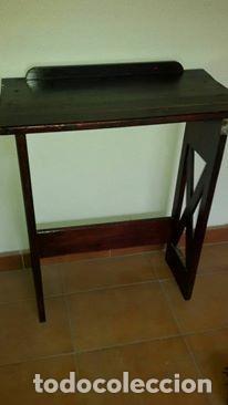 Antigüedades: mesa auxiliar - Foto 2 - 69787117