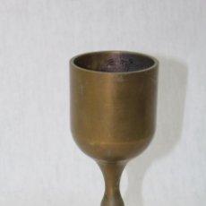 Antigüedades: COPA EN BRONCE. Lote 69896237