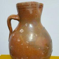Antigüedades: GRAN JARRA PARA EL VINO DE PRIEGO.. Lote 69961994