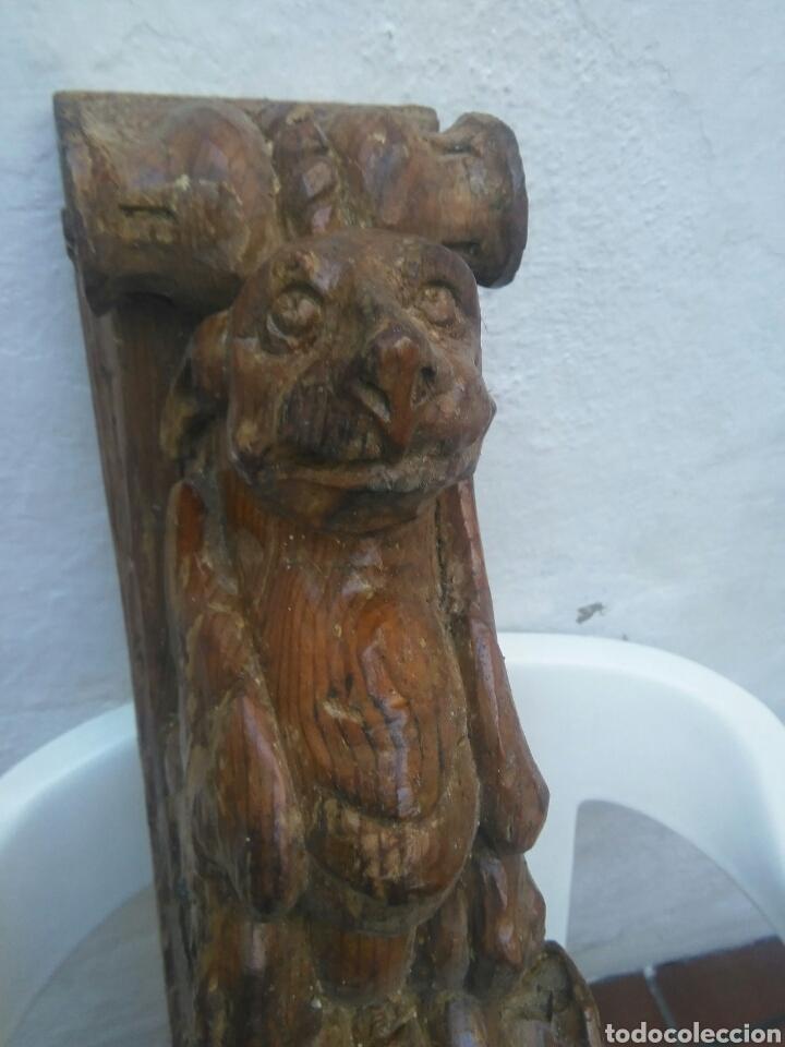 Antigüedades: Mensula o zapata - Foto 3 - 70028161