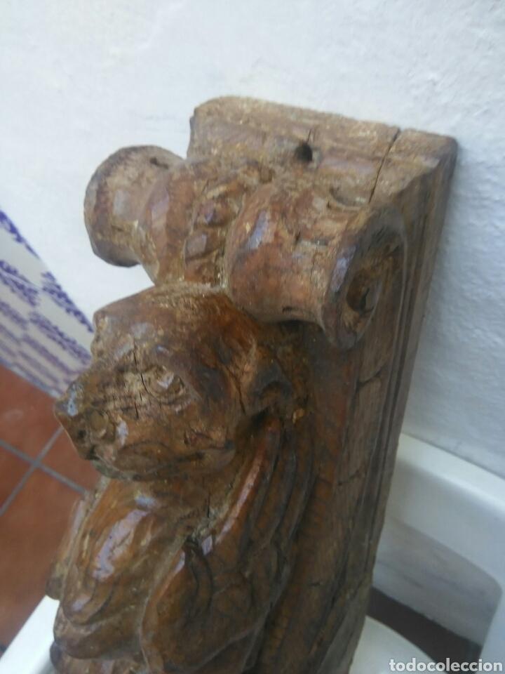 Antigüedades: Mensula o zapata - Foto 4 - 70028161