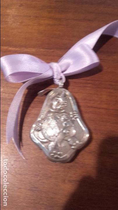 Antigüedades: sonajero de plata - Foto 2 - 70013561