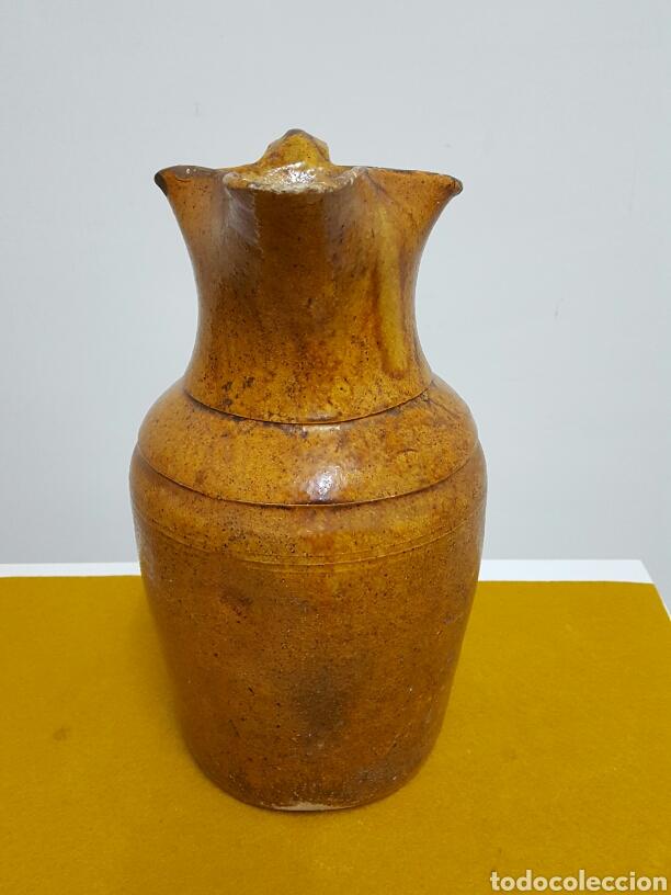 Antigüedades: Jarra para el vino. - Foto 3 - 70041426