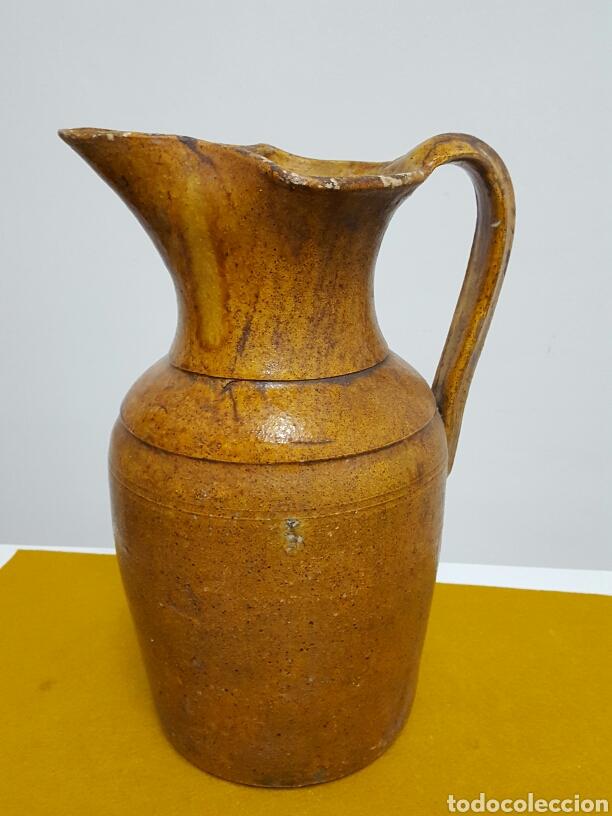 Antigüedades: Jarra para el vino. - Foto 4 - 70041426